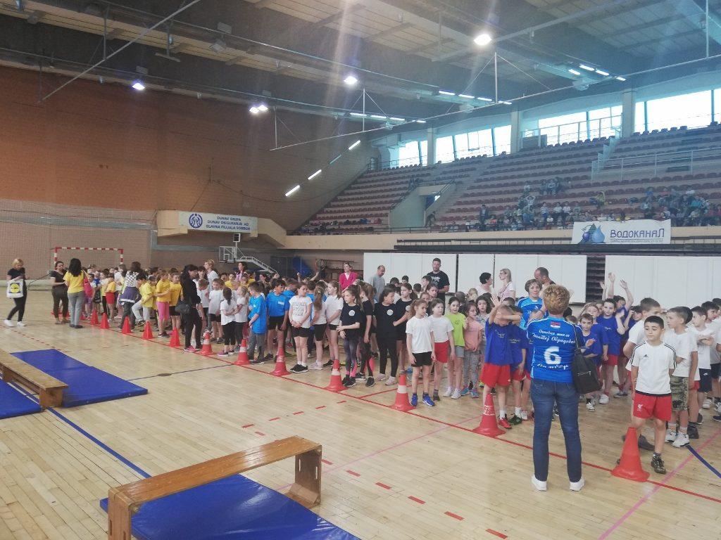 Male olimpijske igre Sombor