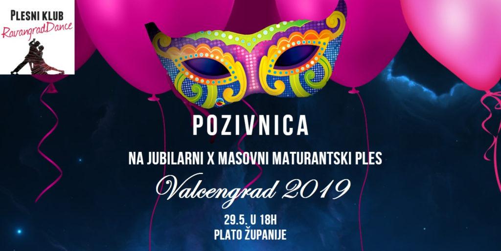 POZIVNICA VALCENGRAD 2019