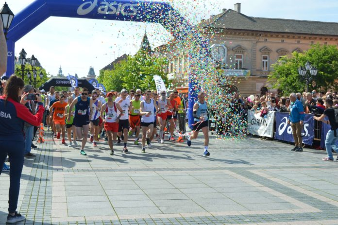 40 Somborski polumaraton 2019