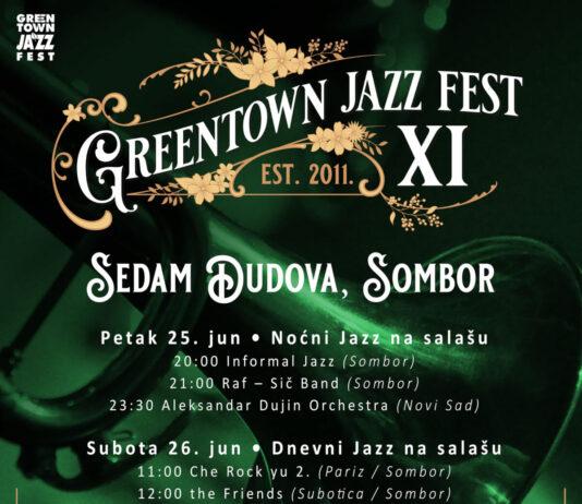 jazz festival sombor