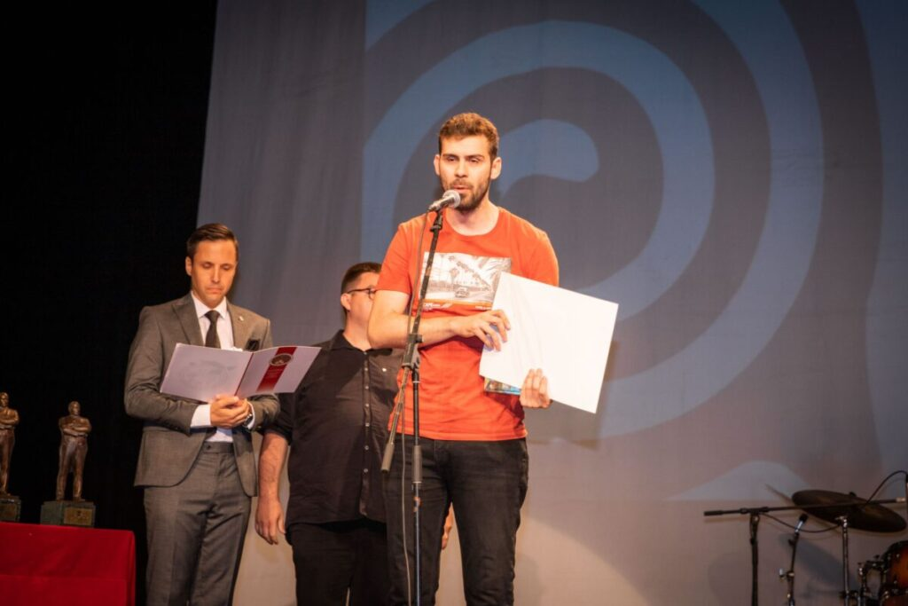 Nemanja Ceranic_Somborski filmski festival