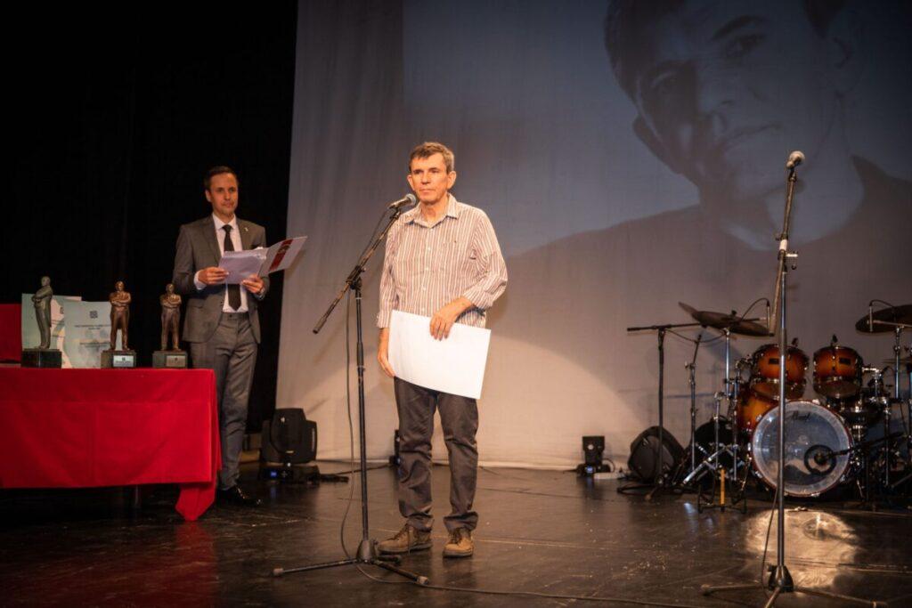 Slavko Stimac_Somborski filmski festival