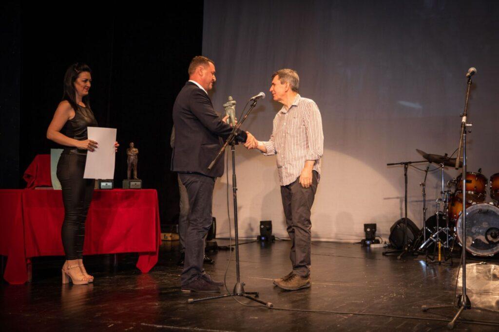 Slavko Stimac_Somborski filmski festival 2