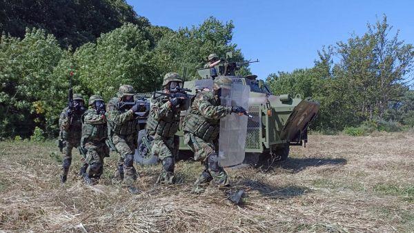 vojna-policija-obuka